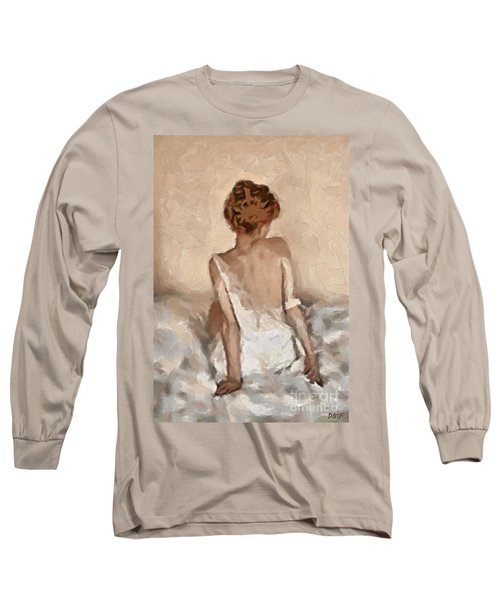 Virginity Long Sleeve T-Shirt
