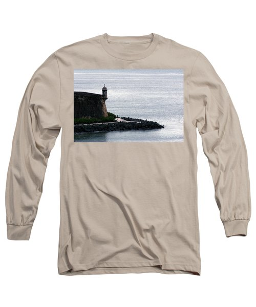 Vista De La Garita Long Sleeve T-Shirt