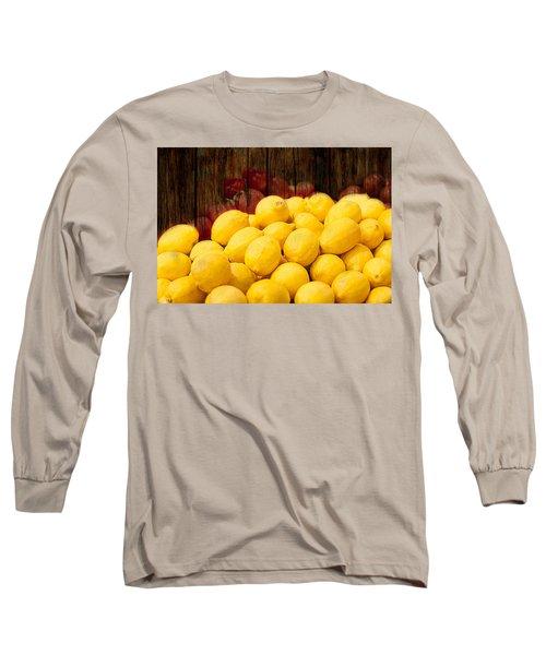 Vitamin C Long Sleeve T-Shirt