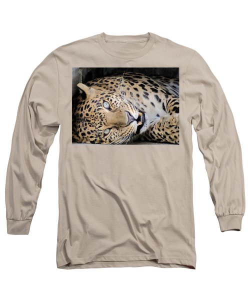 Voodoo The Leopard Long Sleeve T-Shirt