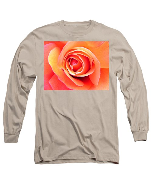Long Sleeve T-Shirt featuring the photograph Vortex by Deb Halloran