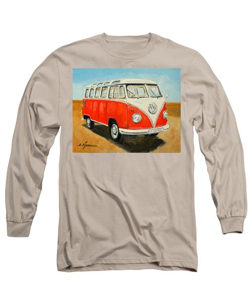 Vw Transporter T1 Long Sleeve T-Shirt