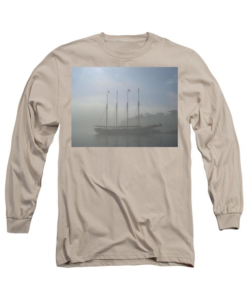 Waiting For The Tide Long Sleeve T-Shirt