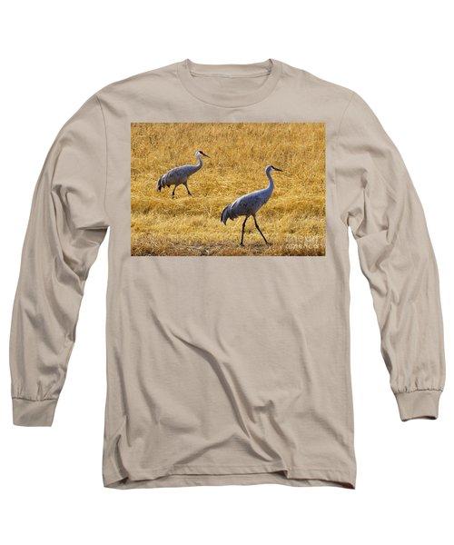 Walk This Way Long Sleeve T-Shirt