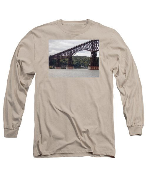 Walkway Over The Hudson Long Sleeve T-Shirt