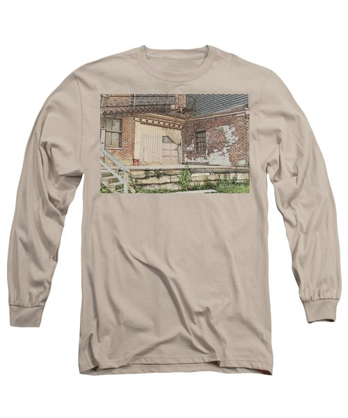 Warehouse Dock Long Sleeve T-Shirt
