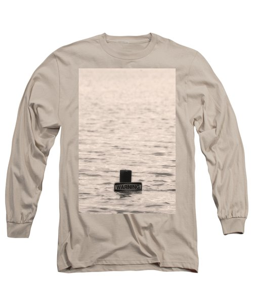 Warning Midwest Floods Long Sleeve T-Shirt