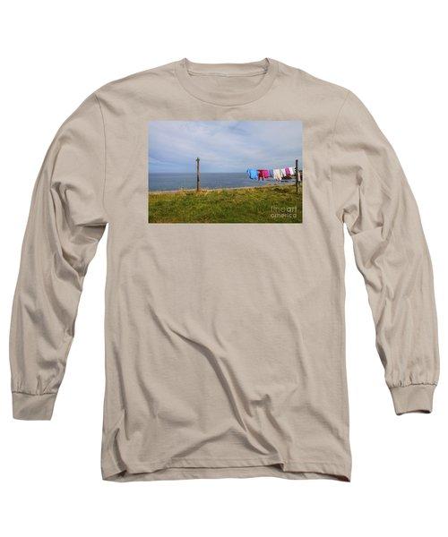 Washing Day Long Sleeve T-Shirt