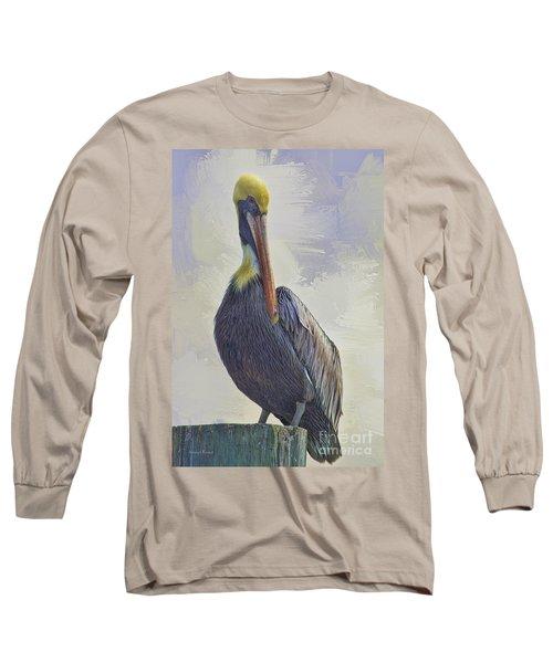 Waterway Pelican Long Sleeve T-Shirt