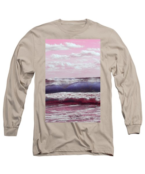 Wave Formation 2 Long Sleeve T-Shirt