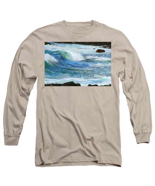 Wave To Me Long Sleeve T-Shirt