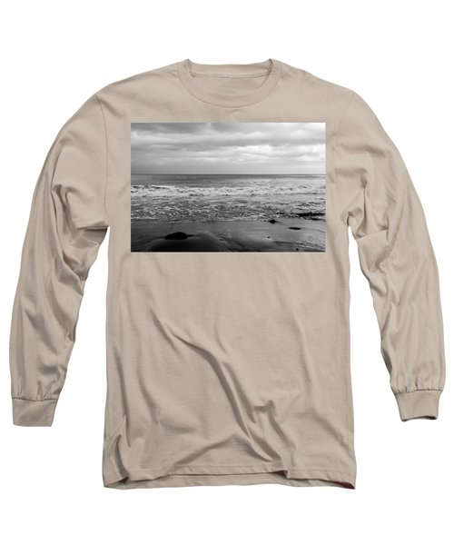 Waves Rolling In  Long Sleeve T-Shirt