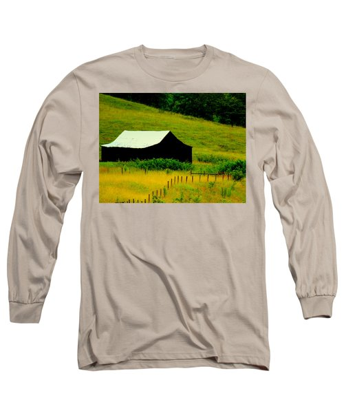 Way Back When Long Sleeve T-Shirt by Karen Wiles