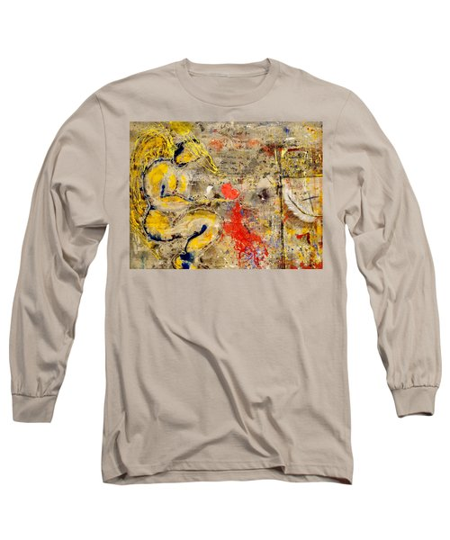 We All Bleed The Same Color Long Sleeve T-Shirt