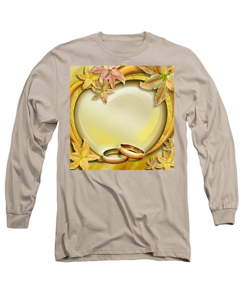 Wedding Memories V3 Long Sleeve T-Shirt