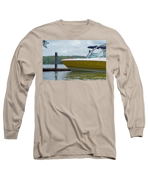 Long Sleeve T-Shirt featuring the photograph Weekend Fun by Charles Beeler