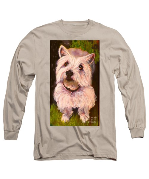West Highland Terrier Reporting For Duty Long Sleeve T-Shirt