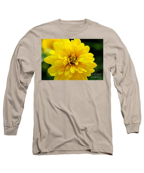 West Virginia Marigold Long Sleeve T-Shirt