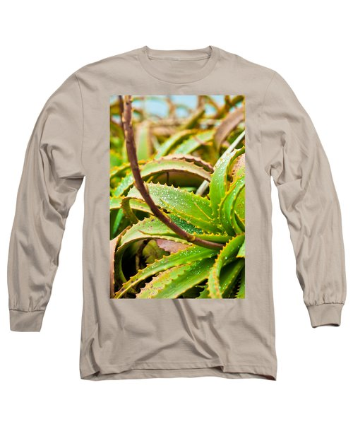 After The Rain Long Sleeve T-Shirt by Melinda Ledsome