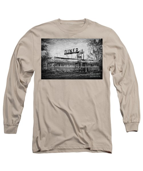 Long Sleeve T-Shirt featuring the photograph What Is On The Menu by Debra Fedchin