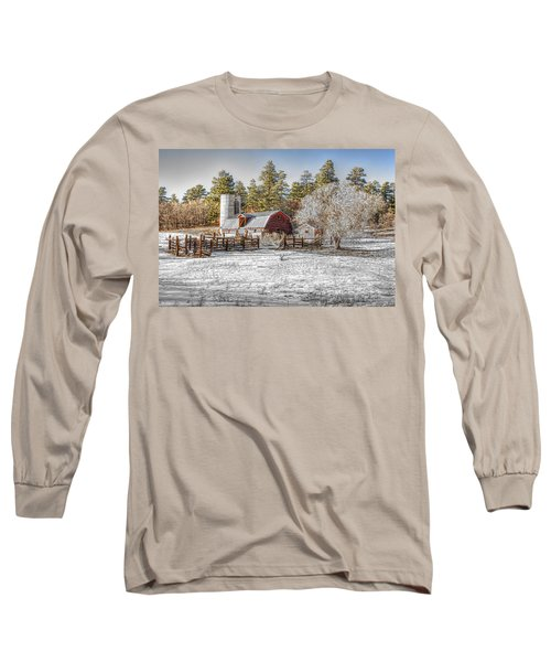 What Once Was Long Sleeve T-Shirt