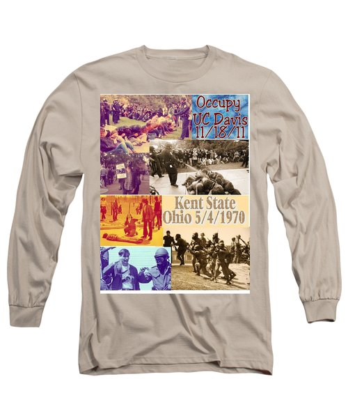 Whats Goin On Long Sleeve T-Shirt