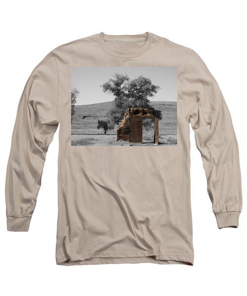 When One Door Closes Long Sleeve T-Shirt