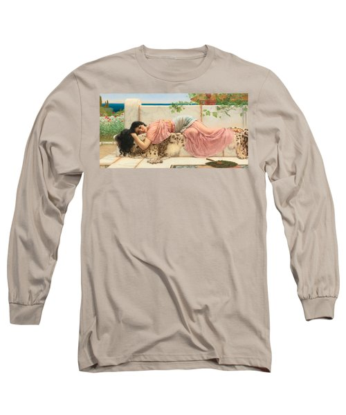 When The Heart Is Young Long Sleeve T-Shirt