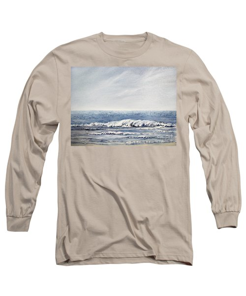 Where I Want To Be Long Sleeve T-Shirt