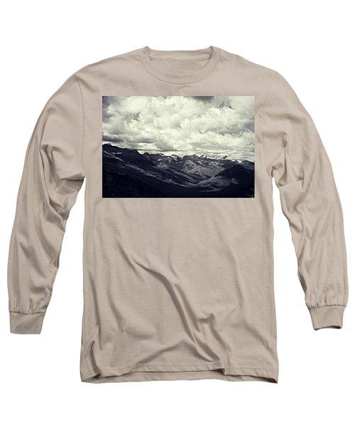 Whipped Cream Long Sleeve T-Shirt