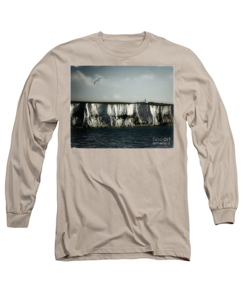 White Cliffs Of Dover Long Sleeve T-Shirt