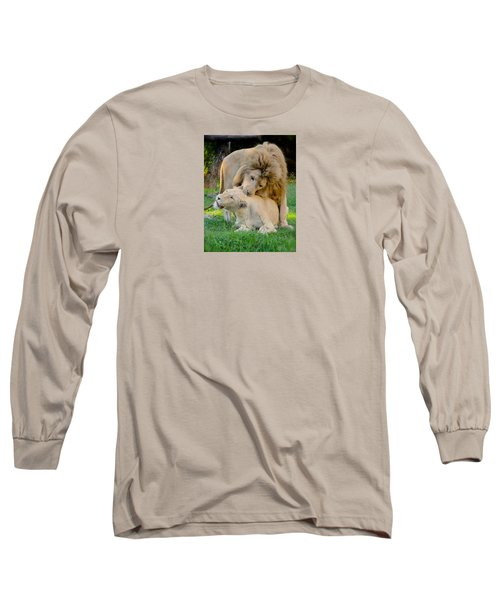 How About A Nibble My Love Long Sleeve T-Shirt by Venetia Featherstone-Witty