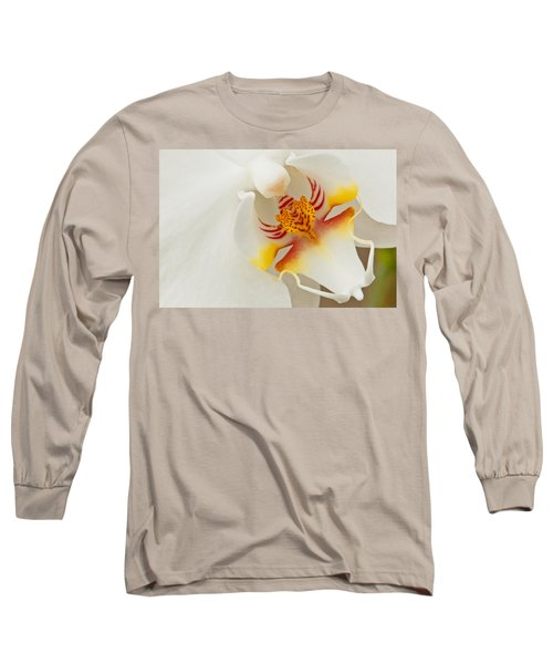 White Orchid 2 Long Sleeve T-Shirt