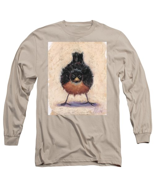 Who Are You Calling Fat Long Sleeve T-Shirt