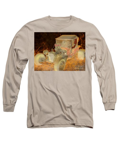 Wicked Ride Long Sleeve T-Shirt