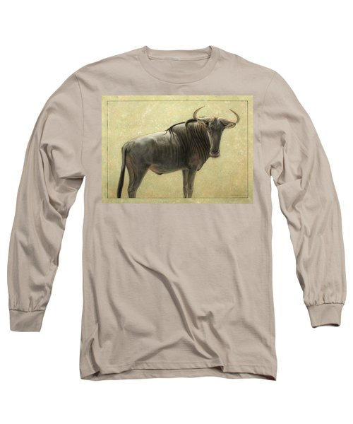 Wildebeest Long Sleeve T-Shirt