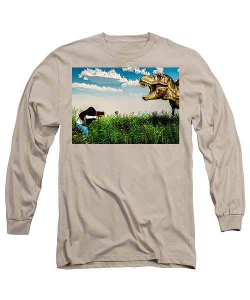 Wildlife Photographer  Long Sleeve T-Shirt