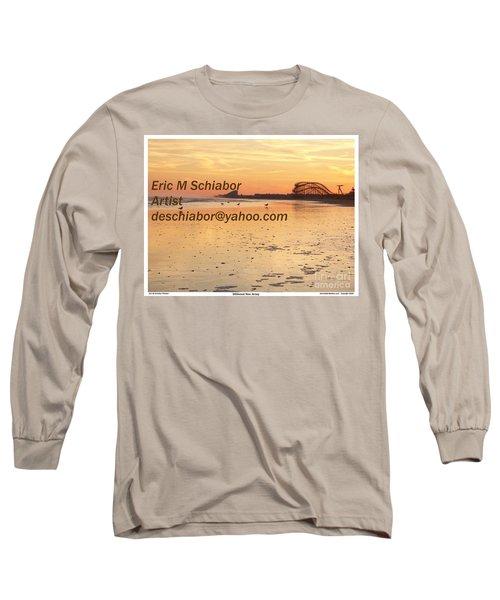 Wildwood Sunset Long Sleeve T-Shirt