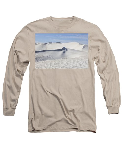 Wind Patterns Long Sleeve T-Shirt