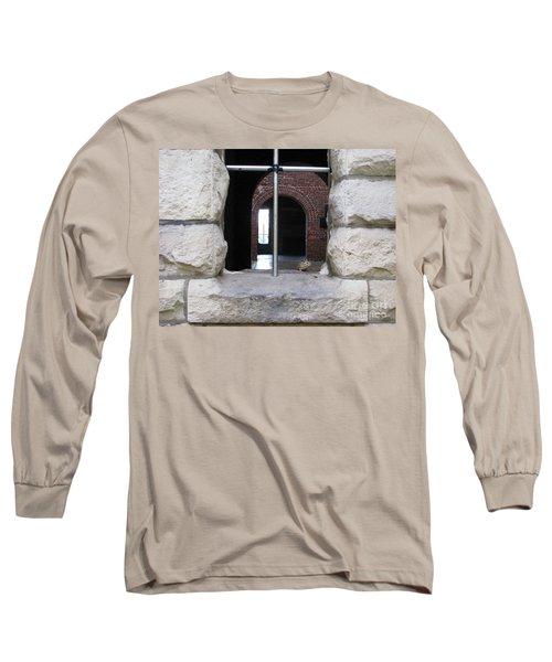 Window Watcher Long Sleeve T-Shirt