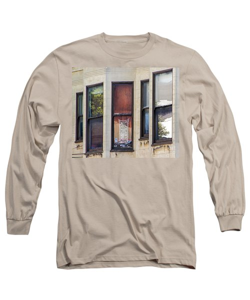Long Sleeve T-Shirt featuring the photograph Windows by Kate Brown