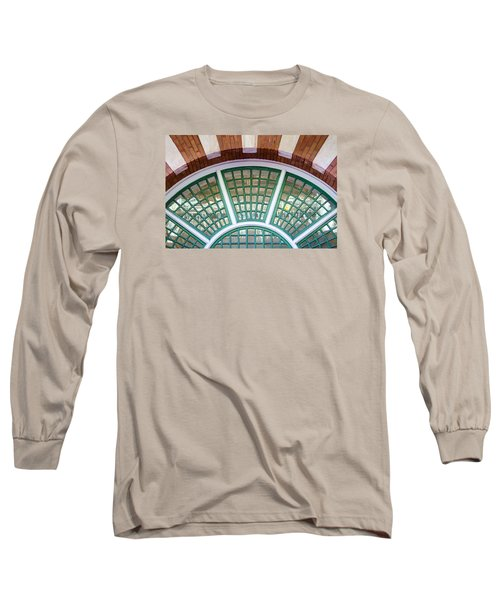 Windows Of Ybor Long Sleeve T-Shirt