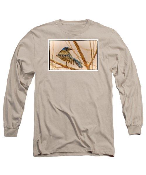 Winging It Long Sleeve T-Shirt