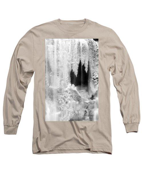 Winter Cave Long Sleeve T-Shirt
