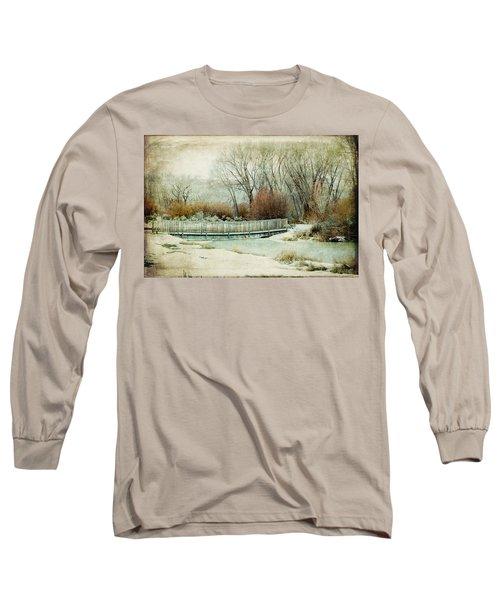 Winter Days Long Sleeve T-Shirt
