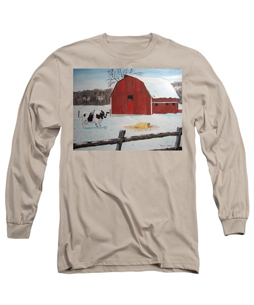 Winter Haven Long Sleeve T-Shirt