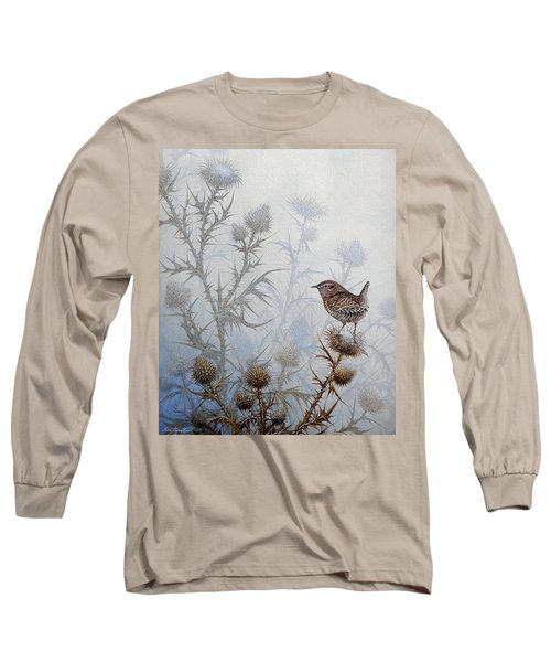 Winter Wren Long Sleeve T-Shirt