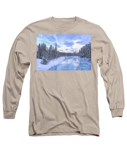 Wintery Long Sleeve T-Shirt