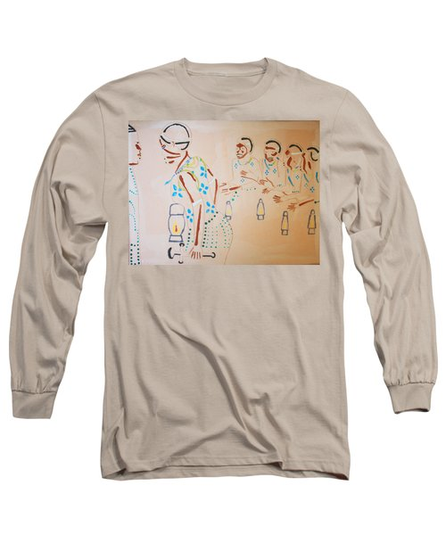 Wise Virgins Long Sleeve T-Shirt