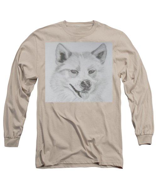 Wolf The Husky Long Sleeve T-Shirt